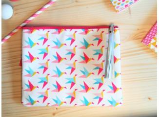 Trousse origami