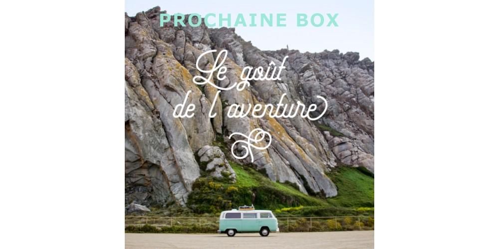 Box Le goût de l'aventure