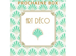 Box Art déco