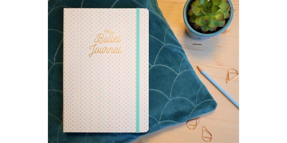 Bullet journal pastel