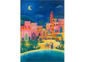 """Puzzle """"Nuit Blanche à Marrakech"""" - Prévente"""