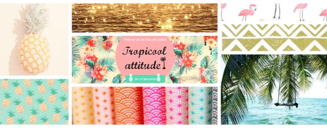 Inspiration box Tropicool Attitude