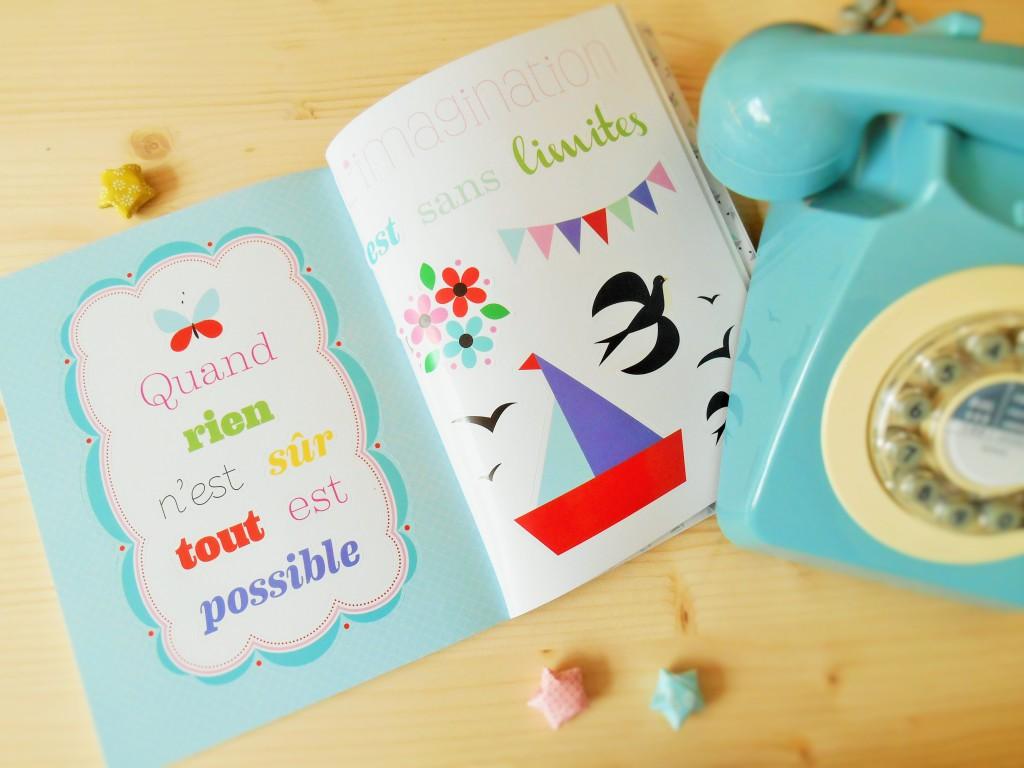 300 stickers pour tout customiser - Box papeterie