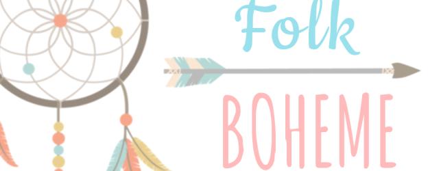 Box papeterie Folk Bohème