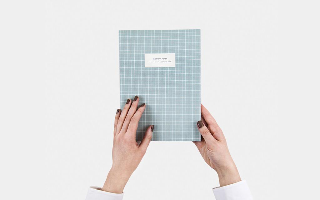 """Kartotek grand cahier de la box Saperliappier """"Leçon de choses"""""""