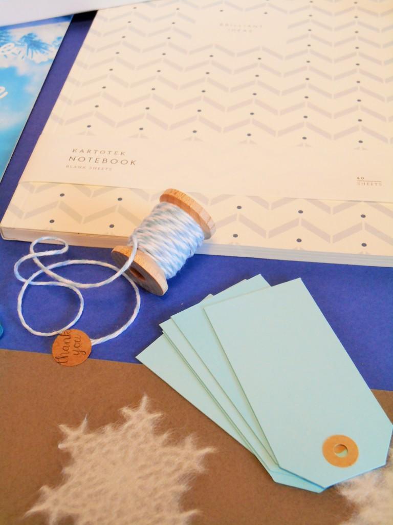 Emballages cadeaux : le joki nécessaire de la box Saperlipapier