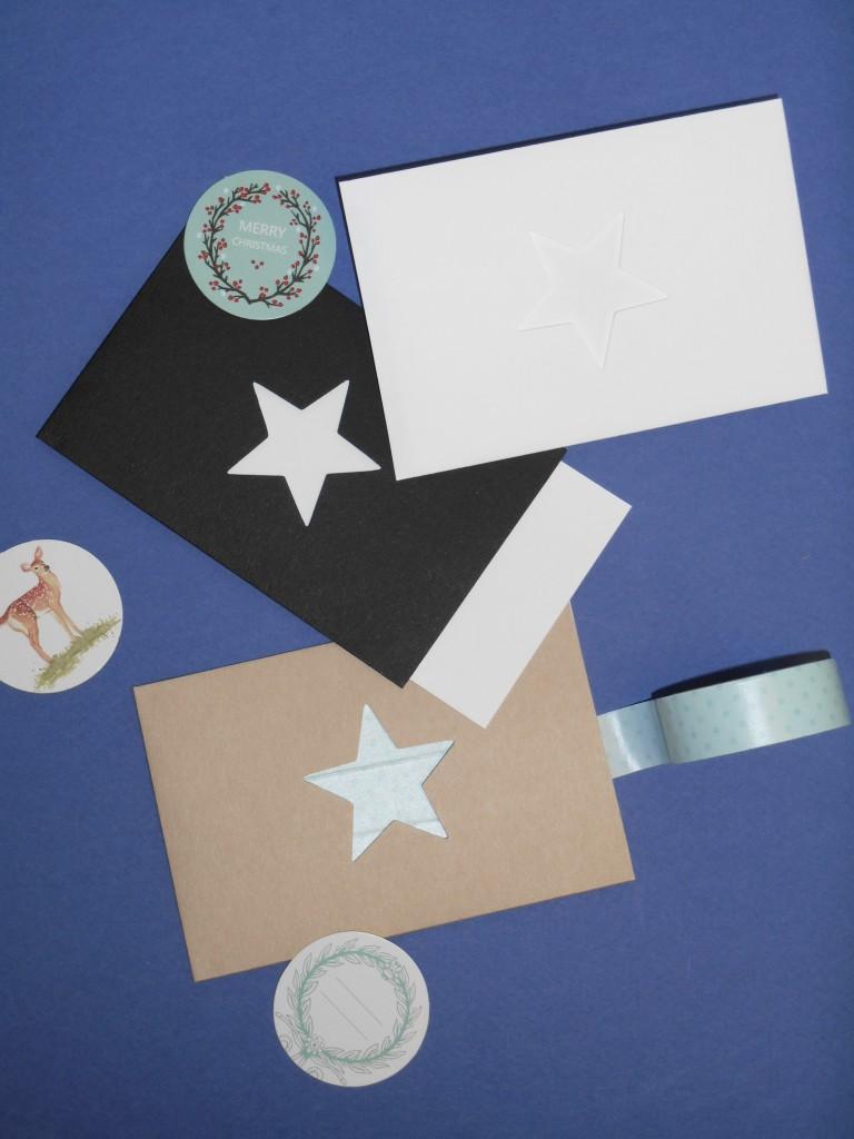 Dans la box Saperlipapier : les étiquettes à personnaliser avec du masking tape