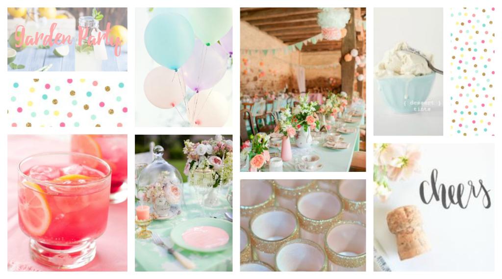 Organiser une fête esprit sweet table