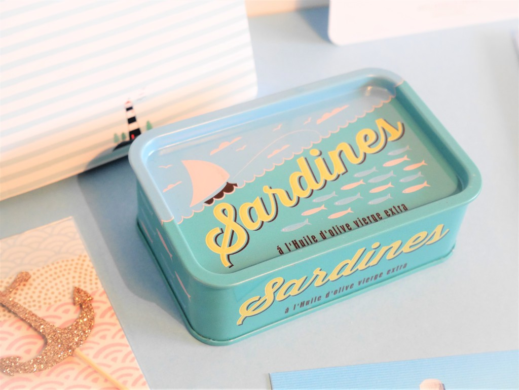 Box papeterie Saperlipapier
