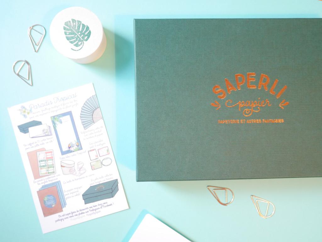 Cadeau pour les amoureux de scrap, papier, snail mail et happy mail