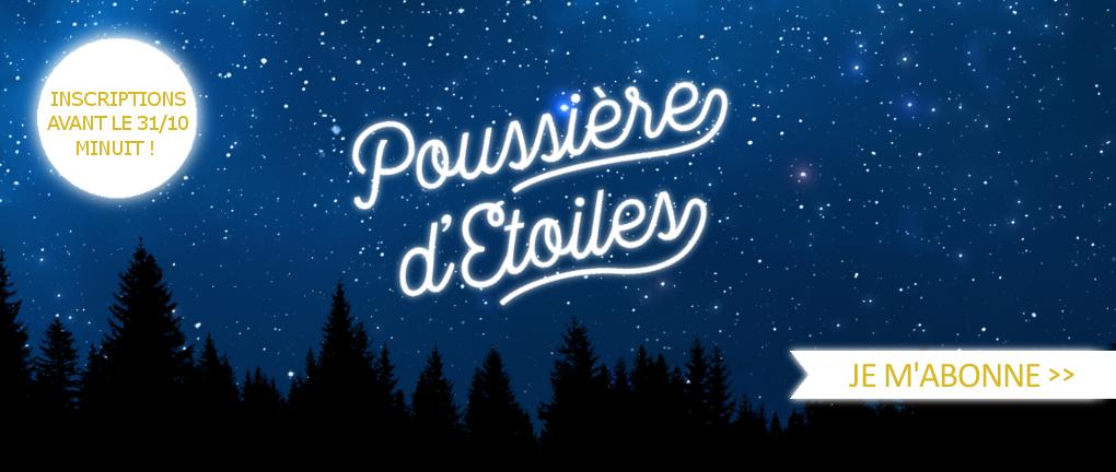 Pour Noël, un coffret papeterie féérique rempli de surprises, de paillettes et d'étoiles
